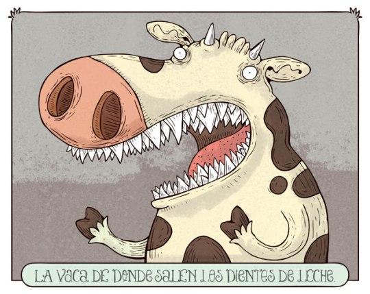 Vaca-dientes