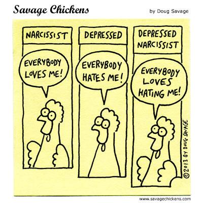 chickendepressednarc