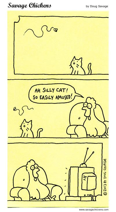 chickensillycat