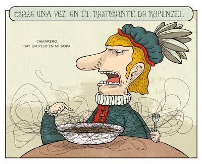 Restorant de Rapunzel