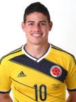James Rodriguez (Meio-Campo)