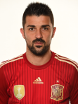 David Villa (Ataque)*