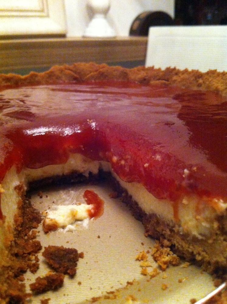 Cheesecake de Bia (2/2)